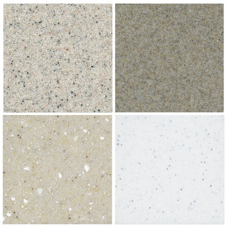 bathroom design: Collection of close up shots of a marble