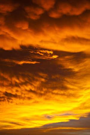 dangerous sky Stock Photo - 8842319