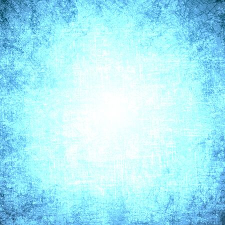 Blue designed grunge background. Vintage abstract texture Stock Photo