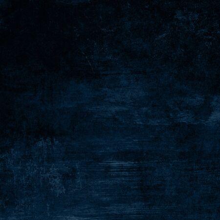 ヴィンテージ紙の質感。青いグランジ抽象的な背景