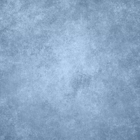 Vintage paper texture. Blue grunge abstract background.
