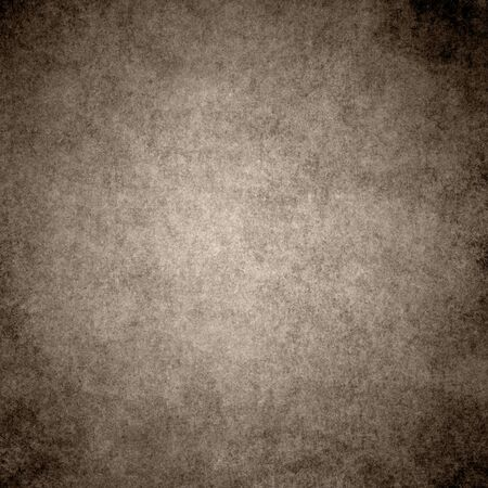 Brown designed grunge texture. Vintage background with space for text or image. Banco de Imagens