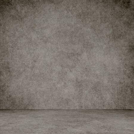 Designed grunge texture. Wall and floor interior background. Stockfoto