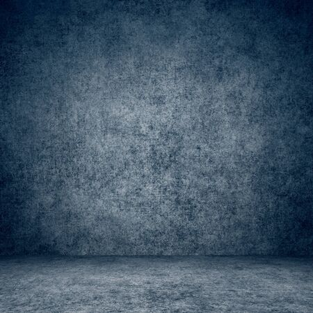 Designed grunge texture. Wall and floor interior background.