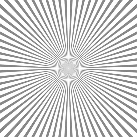 Abstract sun rays vector background. Vector illustration