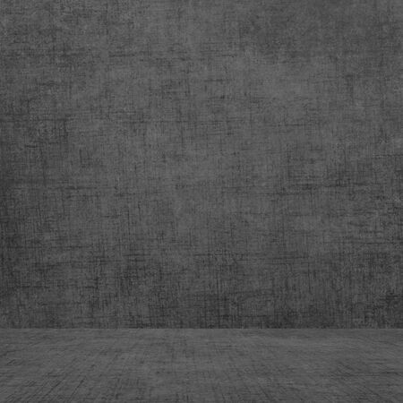Designed grunge texture. Wall and floor interior background Imagens - 138297408