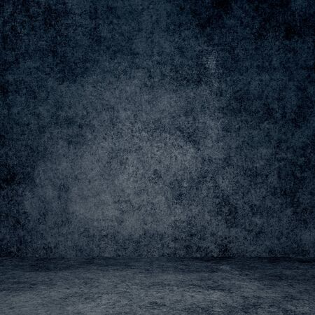 Designed grunge texture. Wall and floor interior background Imagens - 138297503