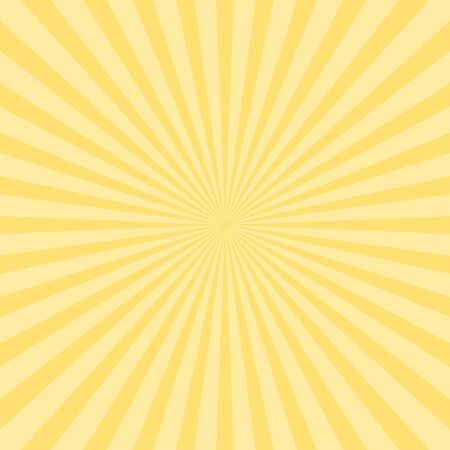 Abstracte zonnestralen vector achtergrond