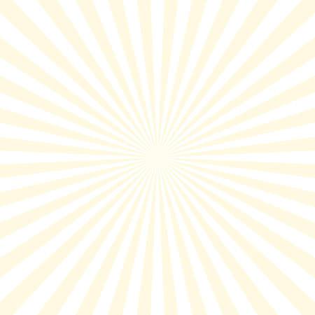 Abstract sun rays vector background Ilustração Vetorial
