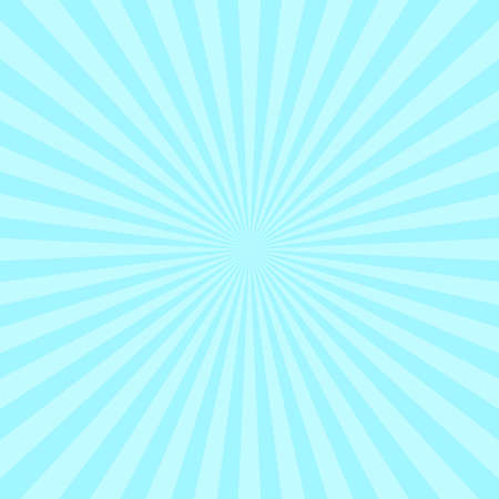 Abstract sun rays vector background Vektoros illusztráció