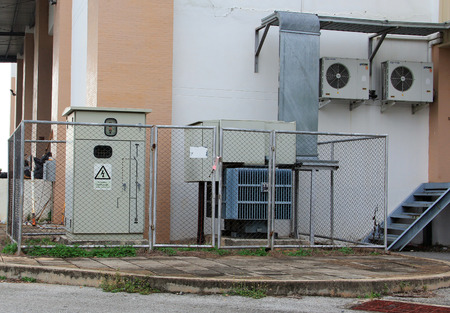 outdoor electricity: outdoor electricity system