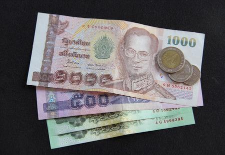 Thailand money banknote photo