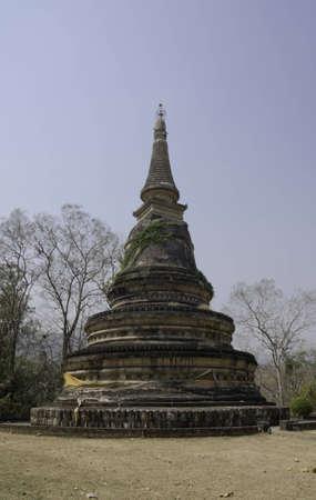 old pagoda Stock Photo - 12969297