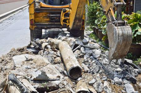 zastąpić: zastąpić nowe rury azbestowo-cementowych