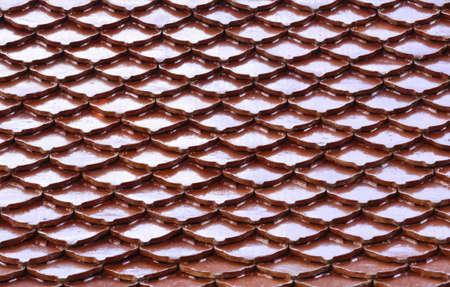 sun roof: detail of sun roof texture Stock Photo