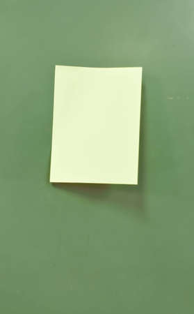 post-it note on wall texture photo