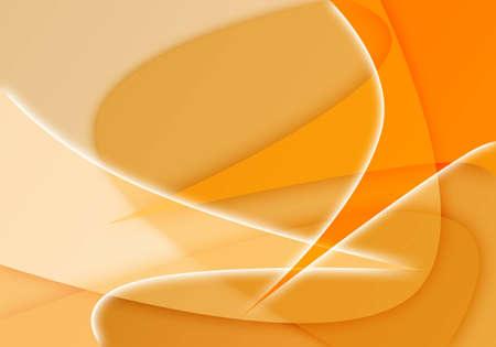orange abstract background photo
