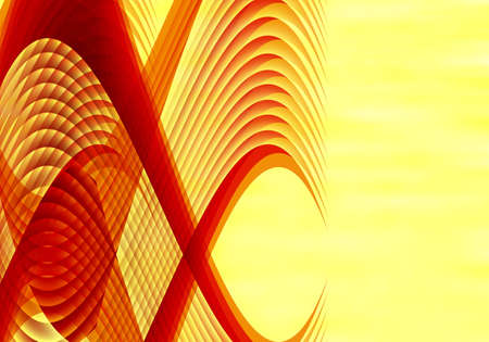 futurist: abstract background with line curve Stock Photo