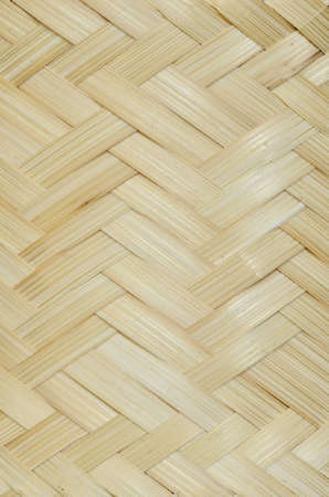 Patterns of weave bamboo Stock Photo - 16970817