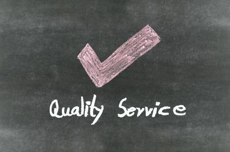 quality service Stock Photo - 18192661