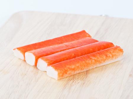 imitation: imitation crabmeat