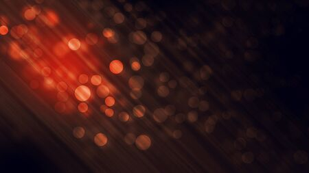 abstract brigh bokeh for background Stock Photo