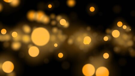 abstract light blur bokeh background Stock Photo