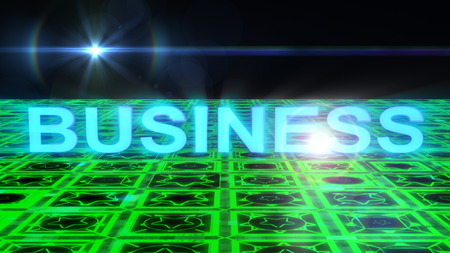 business text background with word Stock Photo