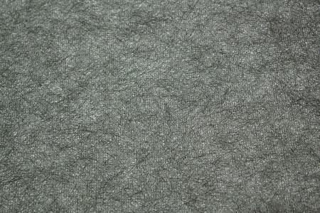 Fiberglass building material grey texture close up background Stock Photo