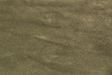 Natural suede olive and khaki color texture background.