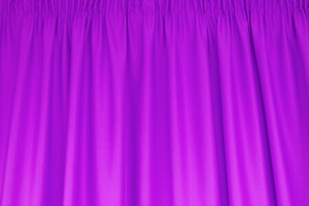 Trama del tessuto di sfondo al neon ultravioletto, concetto di festa