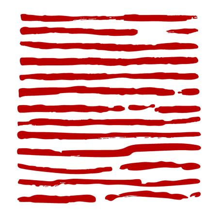 Set of lines
