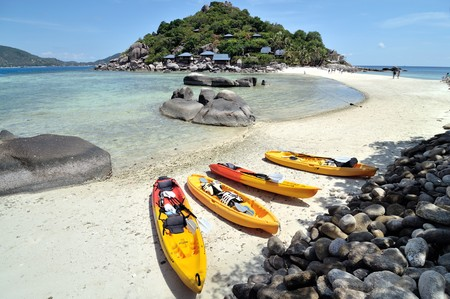 nangyuan: Most beautiful Island, Nangyuan Island, Thailand