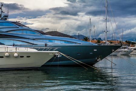 Yachts à Majorque