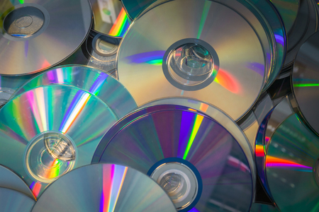 Colorfull DVDs
