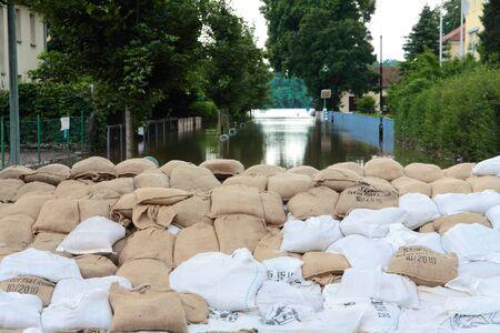 Flood in Dresden