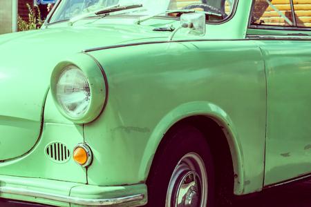 Trabant-Auto