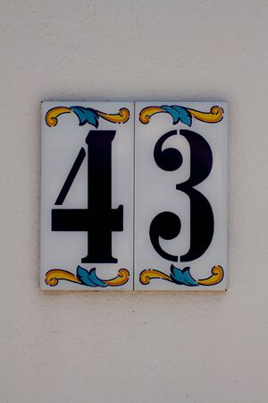 Is number 43