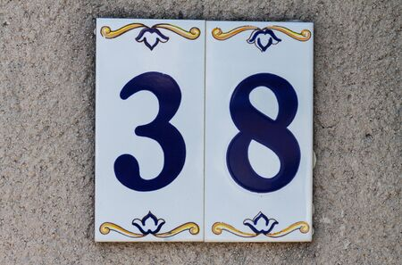 House number 38