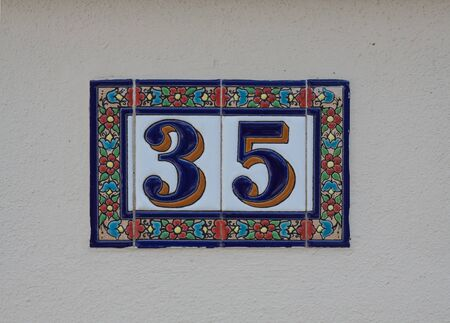 House number 35