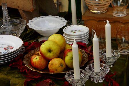 Autumn decoration Imagens