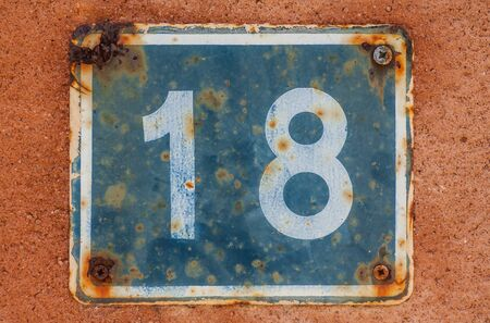 Is number 18 Imagens