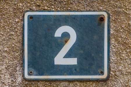House number 2 Imagens