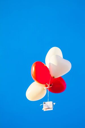 Wedding Balloons 版權商用圖片