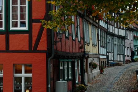 Quedlinburg Reklamní fotografie