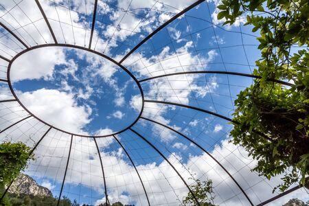 The Garden of the Jardines de Alfabia Imagens - 131100050