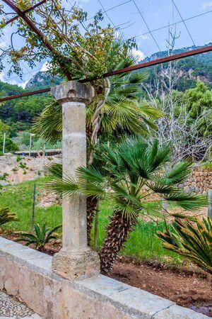 The Garden of the Jardines de Alfabia Imagens - 131100051