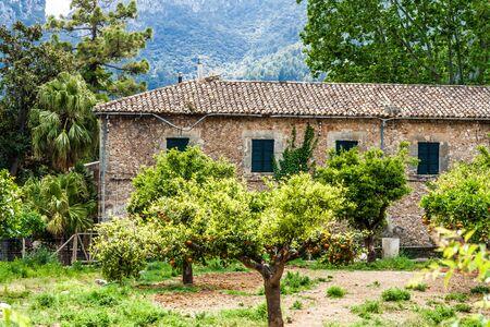 The Garden of the Jardines de Alfabia Imagens - 131100053