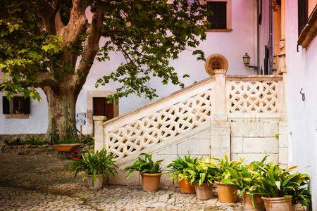 The Garden of the Jardines de Alfabia Imagens - 131100054
