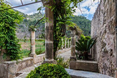 The Garden of the Jardines de Alfabia Imagens - 131100056